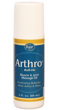 Arthro Muscle and Joint Massage Lotion Roll-On from Baar