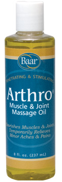 Arthro Muscle and Joint Massage Oil