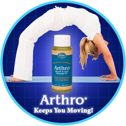Keep Moving With Arthro!